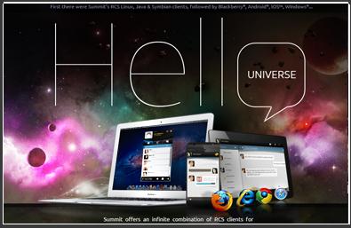 HTML 5 & Firefox OS RCS clients