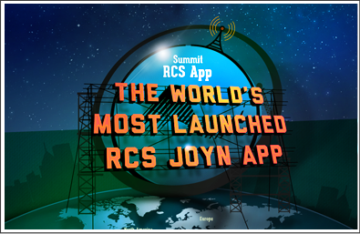 The World's Most Launched RCS joyn App
